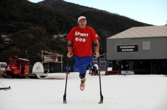 Michael Milton Thredbo